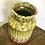 Thumbnail: Vintage Dimpled Ceramic Vase