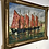 Thumbnail: c.1950s Oil on Board - Brittany Fishing Boats