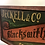 Thumbnail: Blacksmith's Sign-writen Trade Sign