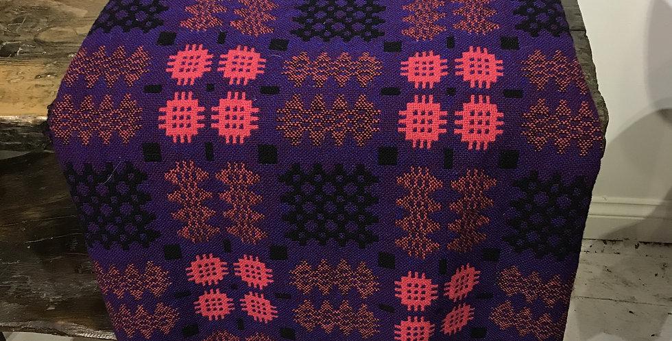 Vintage Welsh Blanket