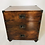 Thumbnail: Early 1900's Mahogany Campaign Chest of Drawers