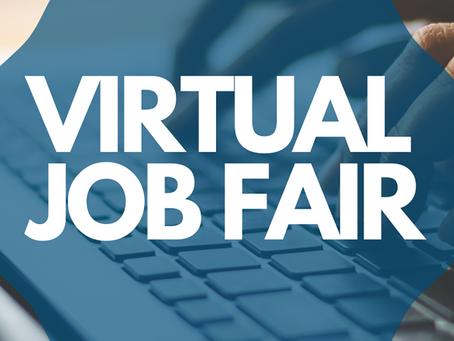 Virtual Job Fair by APS