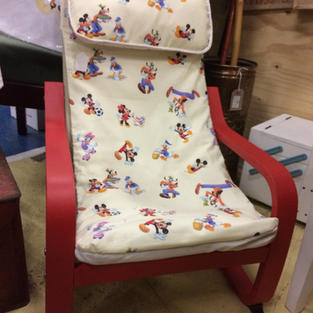 Ikea childs chair