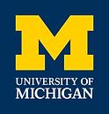 University of Michigan logo, 미시간 대학 로고