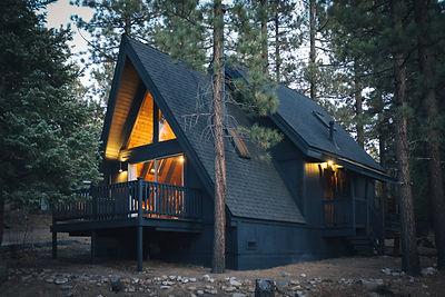 дом шалаш треугольный дом строительство спб
