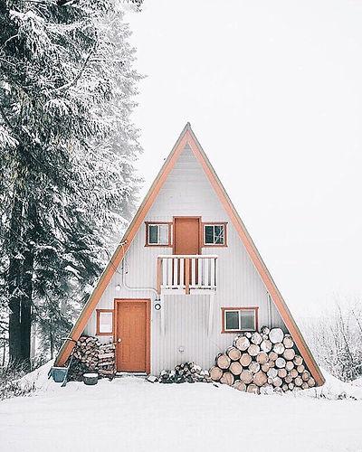 треугольный дом под ключ в спб