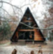 дом a frame, демонтаж дома