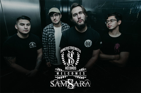 "Samsara sign for release of ""Reap What You Sow"""