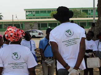 """Journée de l'environnement """"Gabon 2017"""""""