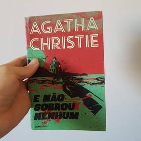 E Não Sobrou Nenhum (Agatha Christie) Resenha #4