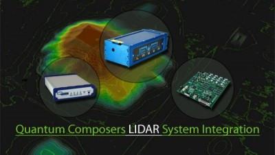 Quantum Composers LIDAR System Integration
