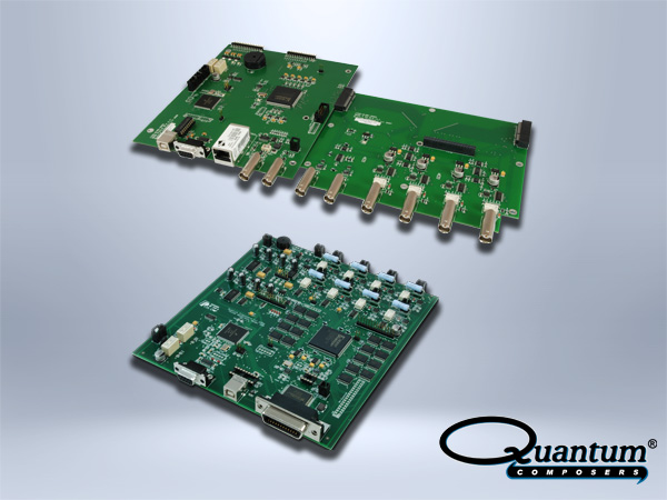 8000 pulse generator boards