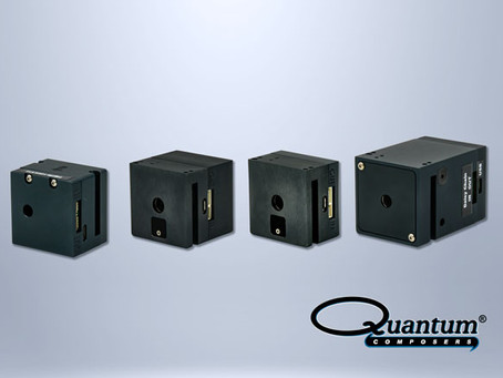Quantum Composers New Line of Compact Piezo Laser Modules