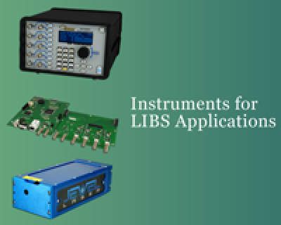 Instruments for LIBS Applications