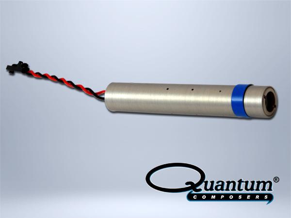 MicroJewel Diode Pumped Laser