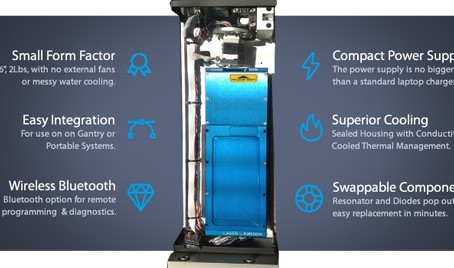 Press Statement: New Laser Systems Line