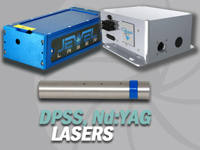 Lasers, Pulse Generators, and Laser System Technology