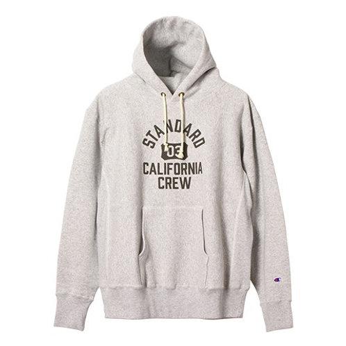 STANDARD CALIFORNIA/スタンダードカリフォルニア × SD Reverse Weave Hood Sweat