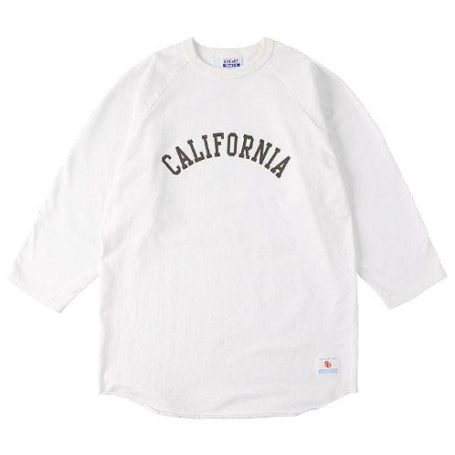 STANDARD CALIFORNIA/スタンダードカリフォルニア SD Heavyweight Logo Baseball T