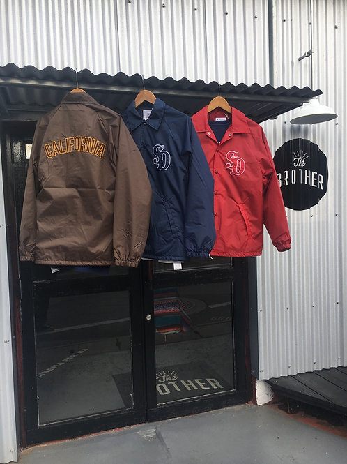 STANDARD CALIFORNIA/スタンダードカリフォルニア SD Coach Jacket Type3