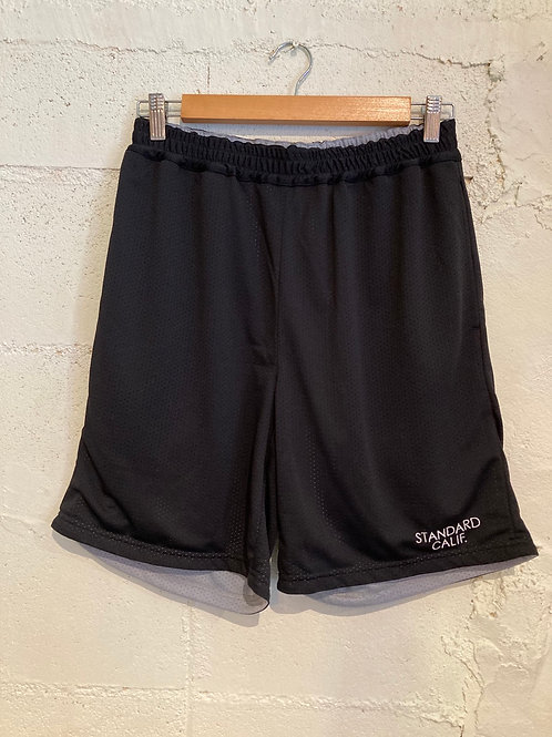 Standard California / スタンダードカリフォルニア SD Reversible Logo Mesh Shorts