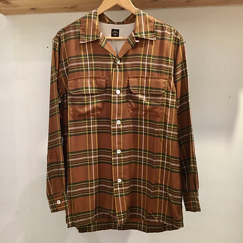 TOWNCRAFT/タウンクラフト W-P VINTAGE OPEN SHIRTS