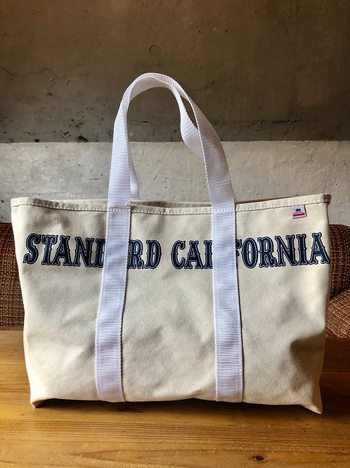 STANDARD CALIFORNIA/スタンダードカリフォルニア SD Made in USA Swinging Canvas Tote Bag