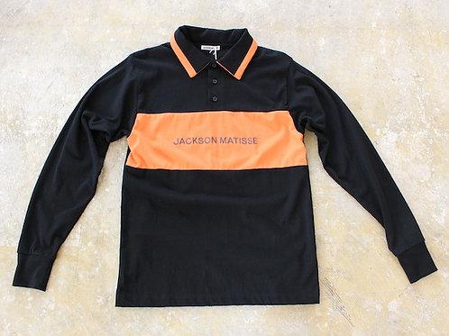 JACKSON MATISSE/ジャクソンマティス Long Sleeve Polo Shirt