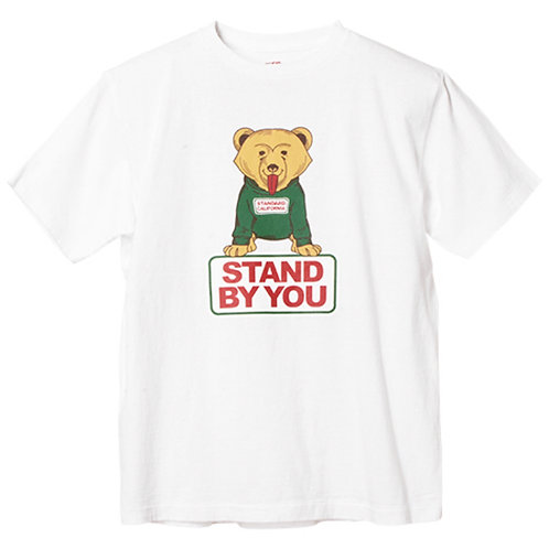 STANDARD CALIFORNIA/スタンダードカリフォルニア SD Stand by You T