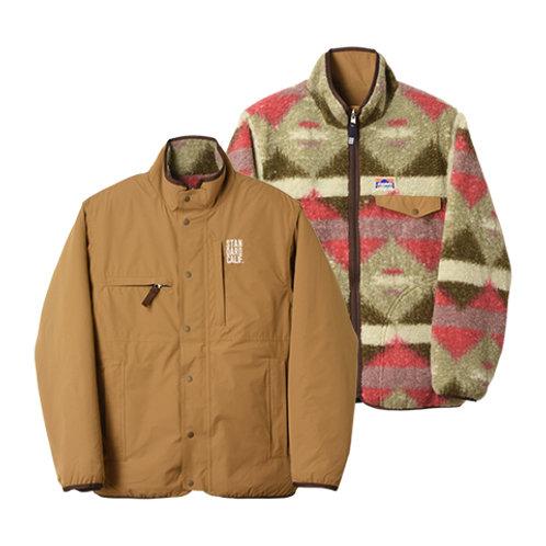 STANDARD CALIFORNIA/スタンダードカリフォルニア SD Fleestretch Reversible Jacket