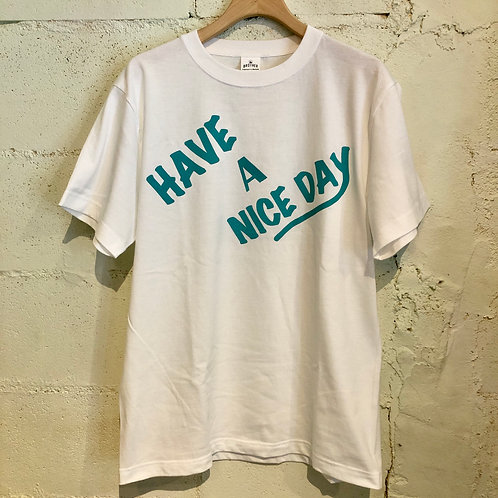 The BROTHER/ザ ブラザー HAVE A NICE DAY Tee