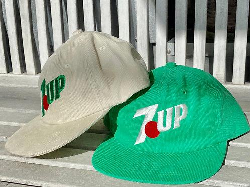 JACKSON MATISSE/ジャクソンマティス 7UP×JACKSON MATISSE CORDUROY CAP