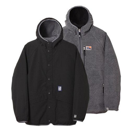 STANDARD CALIFORNIA /スタンダードカリフォルニア SD Reversible Stretch Fleece Jacket /DLS L3