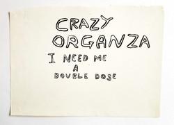 Crazy Organza