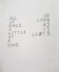 As Long As It Lasts