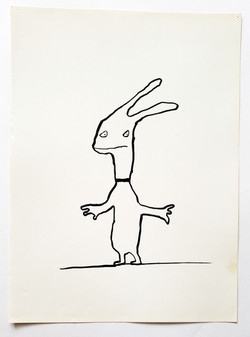 rabbit entertainer