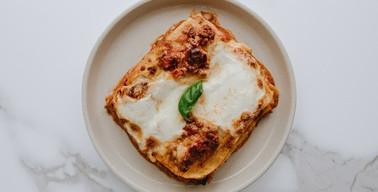 Lasagna by Frau Meyer