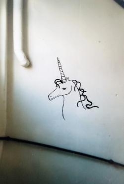 Unicorn, Munich.