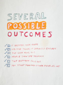 Several Possible Outcomes