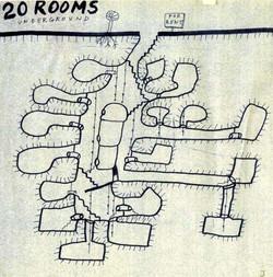 20 Underground Rooms