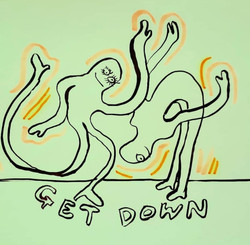 Get Down (lime)