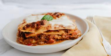 Beef Lasagna by Frau Meyer