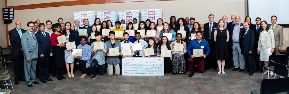 IACF Awards Scholarships to 30 Outstanding HS Students of