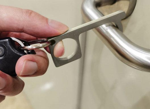 Porte clés sans contact