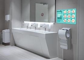 6.panneau forex - consignes sanitaires w