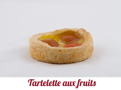 Tartlette aux fruits