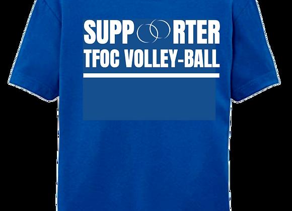t-shirt SUPPORTER TFOC