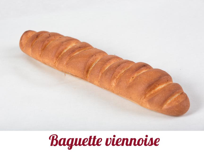 Baguette viennoise