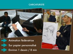 Caricaturiste