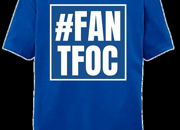 t-shirt #FANTFOC
